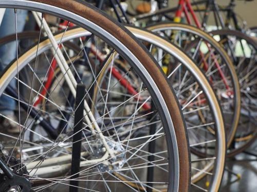 Reifen von Fahrrädern